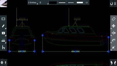 「CAD Touch」のスクリーンショット 3枚目