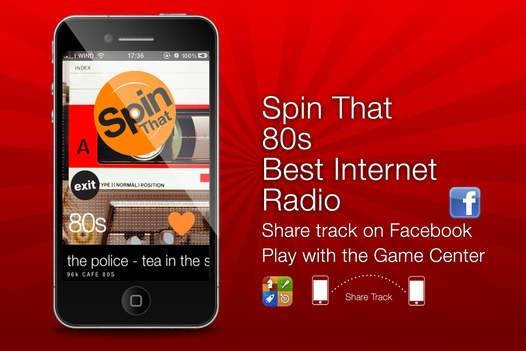 「Spin 80s」のスクリーンショット 3枚目