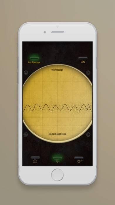 「騒音計 - サウンドレベルメーター」のスクリーンショット 2枚目
