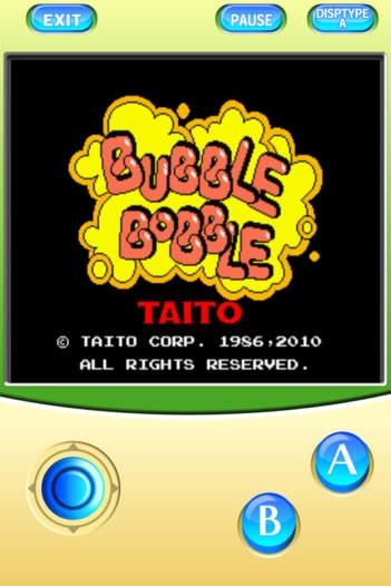 「バブルボブル ダブル」のスクリーンショット 1枚目
