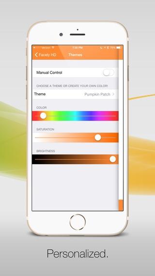 「Facely HDFacebook対応無料版 + ソーシャルアプリブラウザ」のスクリーンショット 3枚目