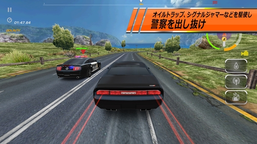 「Need for Speed™ Hot Pursuit」のスクリーンショット 1枚目