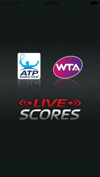 「ATP/WTA Live」のスクリーンショット 1枚目