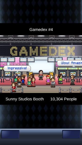 「Game Dev Story」のスクリーンショット 3枚目