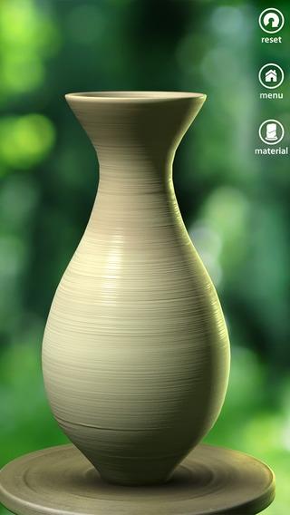 「Let's Create! Pottery HD Lite」のスクリーンショット 2枚目