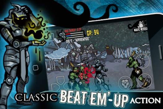 「Brutal Fantasy - The Orcs of Undermountain」のスクリーンショット 1枚目