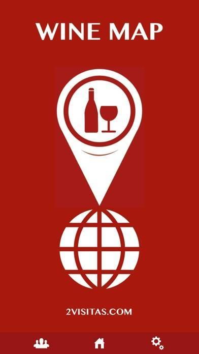 「ワインマップ」のスクリーンショット 1枚目