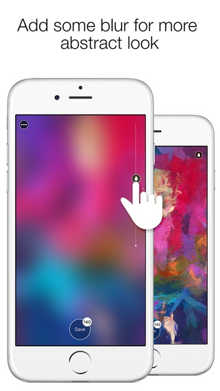 「Icon Skins ™ : Wallpapers for your iPhone」のスクリーンショット 3枚目