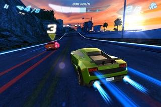 「アスファルト6:Adrenaline」のスクリーンショット 3枚目