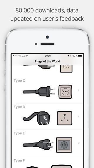 「Plugs of the World」のスクリーンショット 3枚目