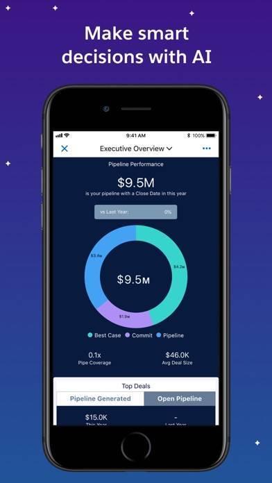 「Salesforce」のスクリーンショット 1枚目