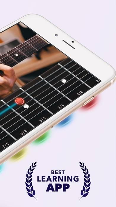 「ギター・コード・練習   Coach Guitar」のスクリーンショット 2枚目
