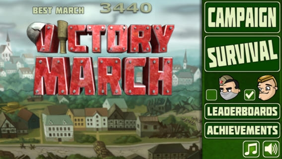 「Victory March」のスクリーンショット 2枚目