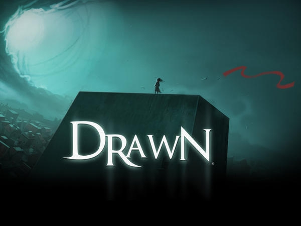 「Drawn - The Painted Tower HD」のスクリーンショット 1枚目