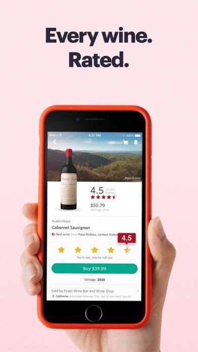 「Vivino: Buy the Right Wine」のスクリーンショット 2枚目