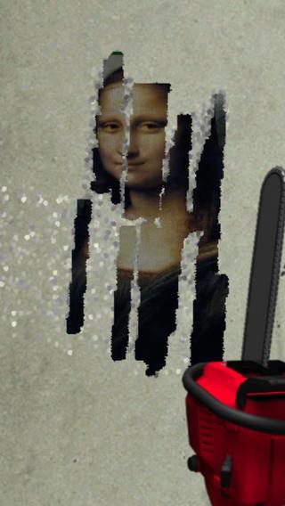 「A Chainsaw チェーンソー」のスクリーンショット 1枚目