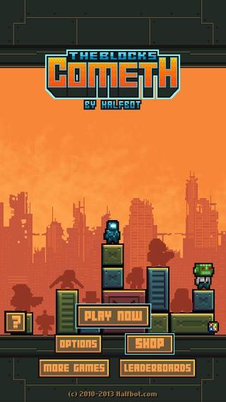 「The Blocks Cometh By Halfbot」のスクリーンショット 1枚目