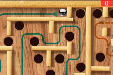 「Labyrinth classic 2」のスクリーンショット 2枚目