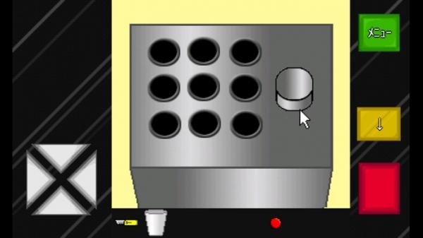 「脱出ゲーム2」のスクリーンショット 1枚目
