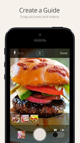 「Snapguide - How-tos, Recipes, Fashion, Crafts, iPhone Tips and Lifehacks」のスクリーンショット 3枚目
