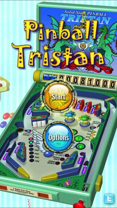 「Pinball Tristan」のスクリーンショット 1枚目