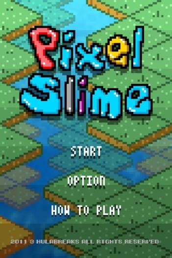 「PixelSlime」のスクリーンショット 1枚目