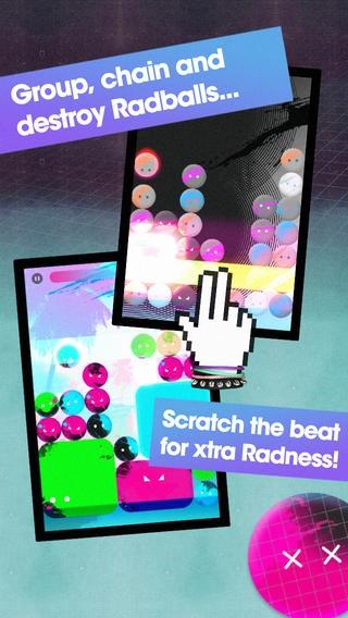 「Radballs」のスクリーンショット 3枚目