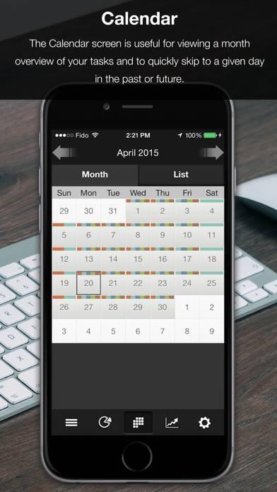 「Schedule Planner」のスクリーンショット 3枚目