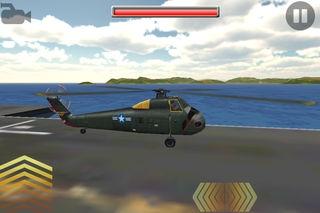 「Gunship-II」のスクリーンショット 3枚目
