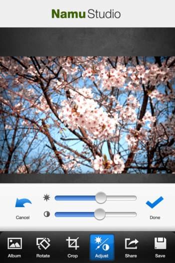「Photo Rotate & Crop」のスクリーンショット 2枚目