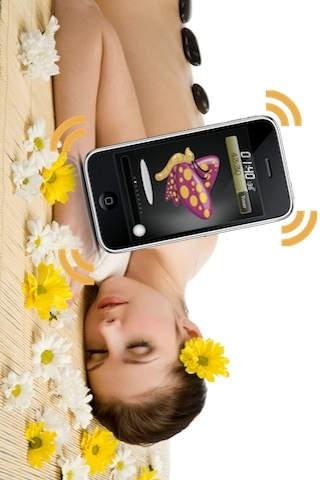 「振動マッサージプロ (Vibrating Massager Pro)」のスクリーンショット 2枚目