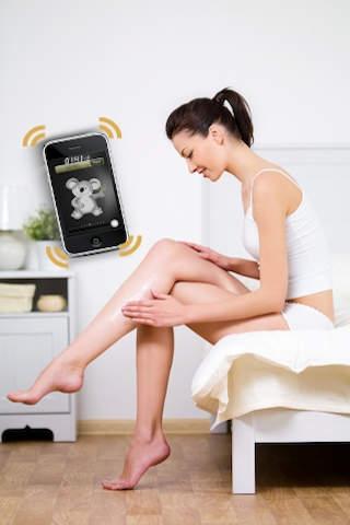 「振動マッサージプロ (Vibrating Massager Pro)」のスクリーンショット 3枚目