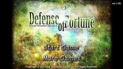「Defense of Fortune: The Savior」のスクリーンショット 1枚目