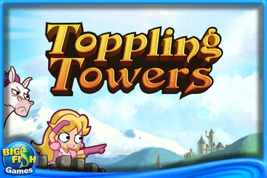 「Toppling Towers」のスクリーンショット 1枚目