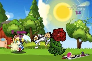 「Alice Running In Wonderland」のスクリーンショット 1枚目
