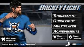 「Hockey Fight Lite」のスクリーンショット 2枚目
