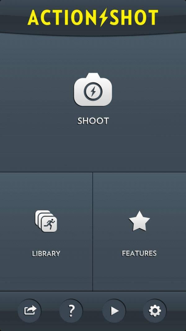 「ActionShot」のスクリーンショット 2枚目