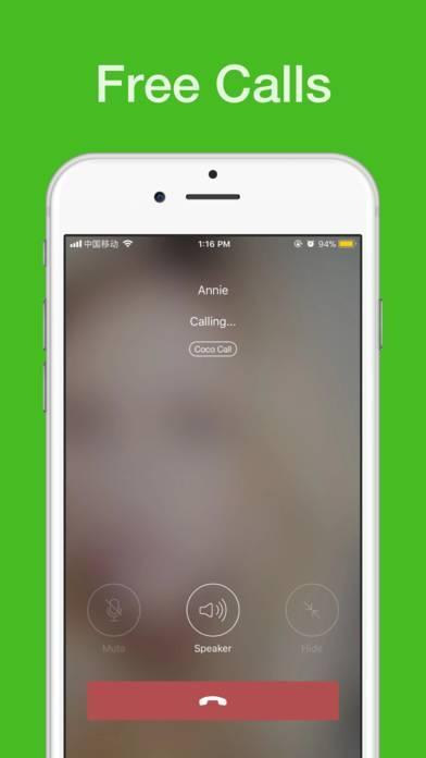 「CoCo Messenger」のスクリーンショット 1枚目