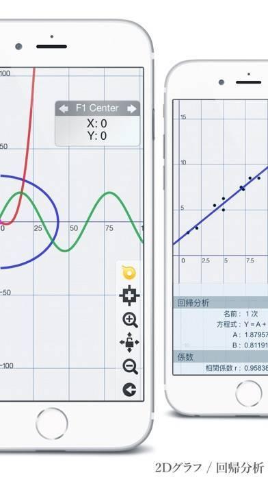 「Calculator ∞ - 関数電卓」のスクリーンショット 3枚目