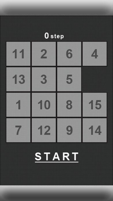 「16 puzzle -white-」のスクリーンショット 3枚目