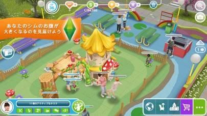 「The Sims フリープレイ」のスクリーンショット 2枚目