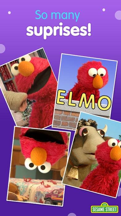 「Elmo Calls」のスクリーンショット 2枚目