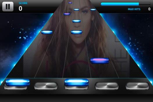 「The Real DJ - Rhythm game」のスクリーンショット 3枚目