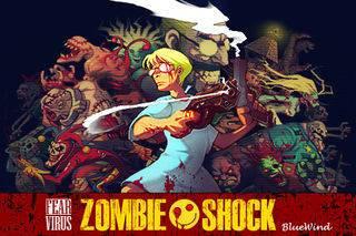 「Zombie Shock Again」のスクリーンショット 1枚目