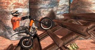 「Trial Xtreme 2」のスクリーンショット 1枚目