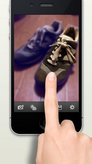 「Finger Focus 一眼レンズ」のスクリーンショット 2枚目