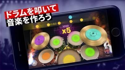 「ドラム、ドラム 練習、ドラム ゲーム、太鼓: WeDrum」のスクリーンショット 1枚目