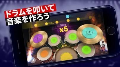 「ドラム、ドラム 練習、太鼓 ゲーム」のスクリーンショット 1枚目