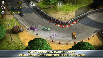 「Reckless Racing 2」のスクリーンショット 2枚目