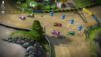 「Reckless Racing 2」のスクリーンショット 1枚目